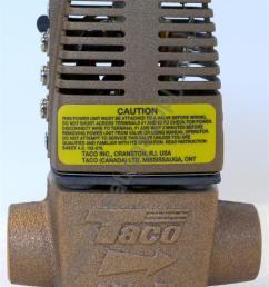 taco zone valve wiring diagram sentinal [ 800 x 1178 Pixel ]