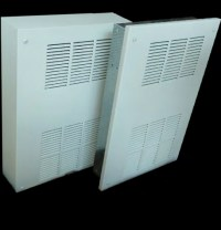 Turbonics Toester T13-WM-AS Wall Mounted Hydronic Fan Coils