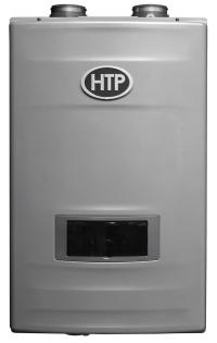 HTP RGH-150 High Efficiency Crossover Wall Mount Water Heater