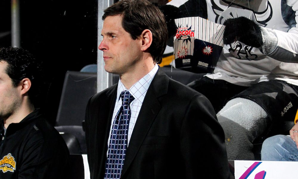 Don Sweeney Boston Bruins