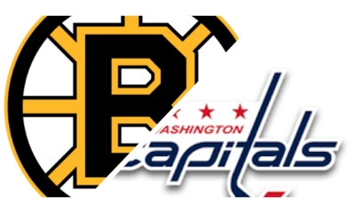 Boston Bruins Lines vs. Washington Capitals