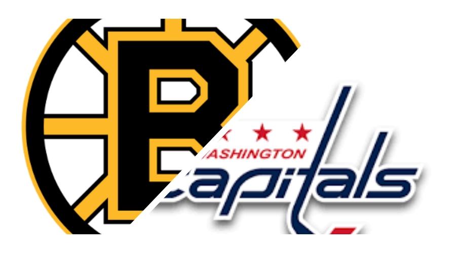 Boston Bruins Lines vs. Washington Capitals