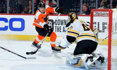 The Bruins and Flyers prepare for the return of the NHL
