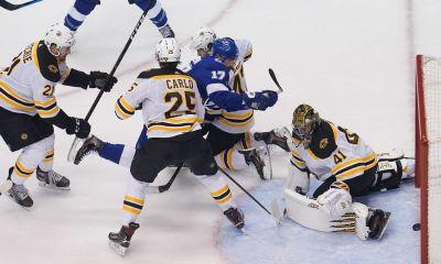 Boston Bruins V. Lightning Game 2