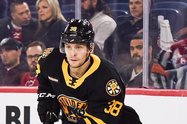 Boston Bruins Zboril (Upper Body) Knocked Out of Season Finale
