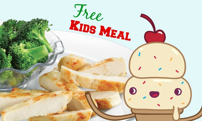 Kid Friendly Places Lunch