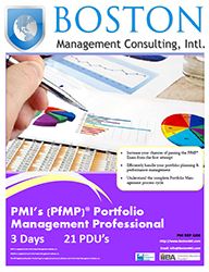 Portfolio Management Professional (PfMP)