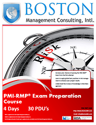 Risk Management Professional (RMP)