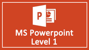 MS Powerpoint Level 1 Course in Dubai