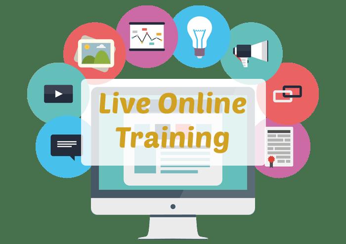 Live online training in Dubai