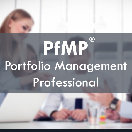 PfMP Training and PfMP Exam Prep Course