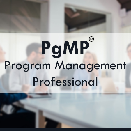 PgMP Upcoming Course