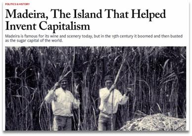 madeira capitalism