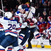 Team USA Puts On A Show In WJC Semis
