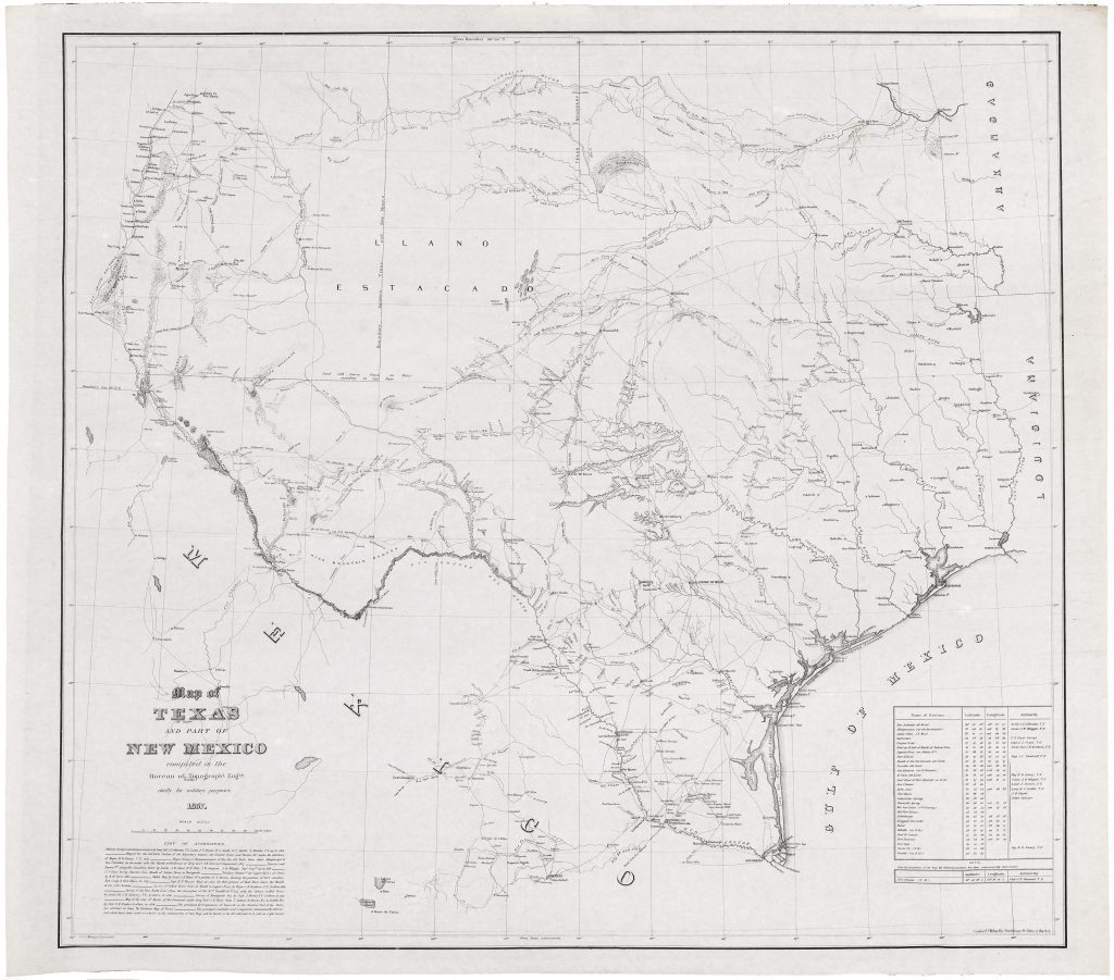 """""""One of the best illustrations of ante-bellum Texas and"""