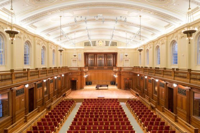 22,244-square-foot Chapin Hall