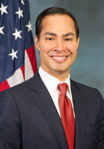 HUD Secretary Julián Castro