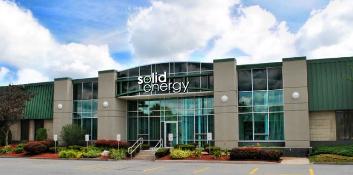 Solid Energy-s
