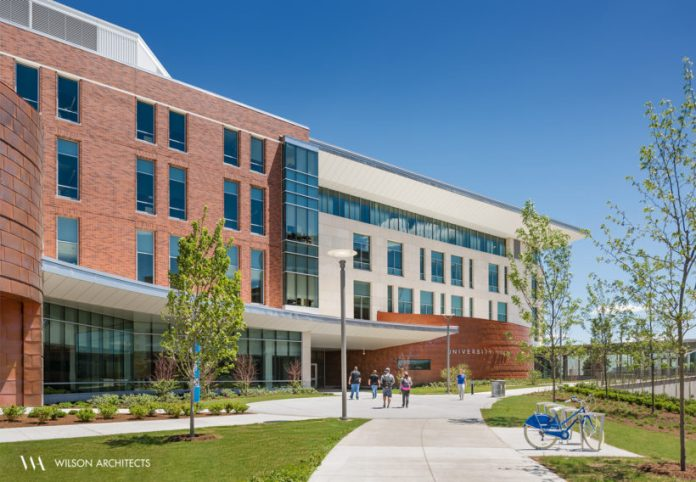 UMass Boston (Photo: Wilson Architects)