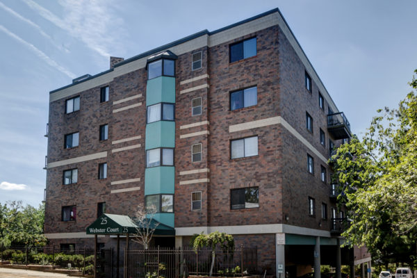 CBRE Sells Webster Court to the Mount Vernon Company for