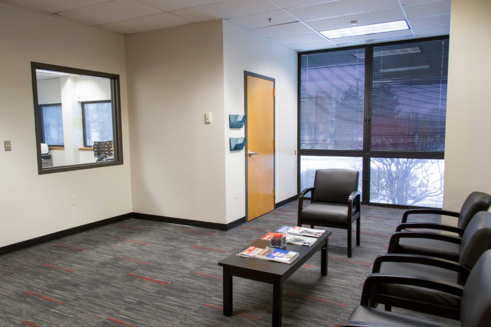 Vantage Builders Renovates New Office And Warehouse Location For