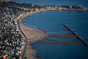 Winthrop MA coastline-service area