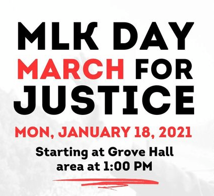 Local 8751 is proud to endorse all anti-racist MLK Day events