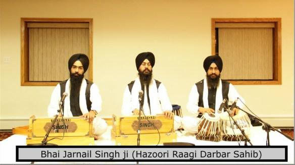 Jarnail Singh (Hazoori Ragi Sri Darbar Sahib Amritsar)