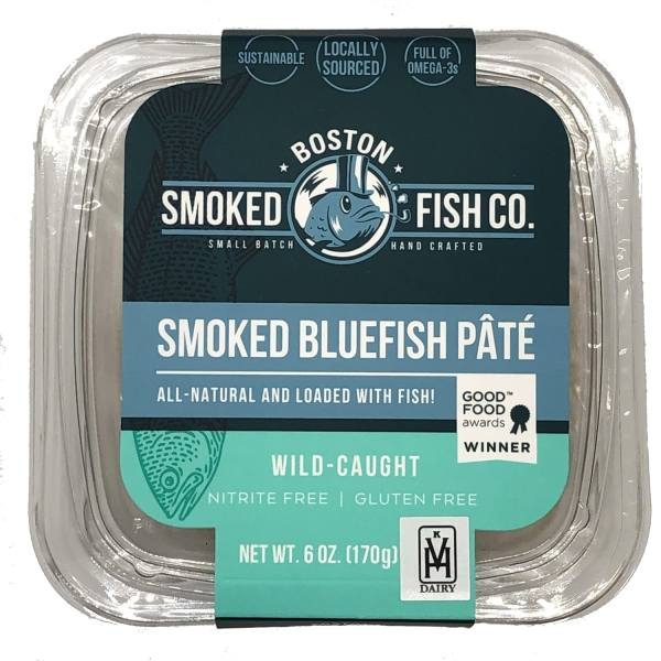 Boston Smoked Fish Co Smoked Bluefish Pate