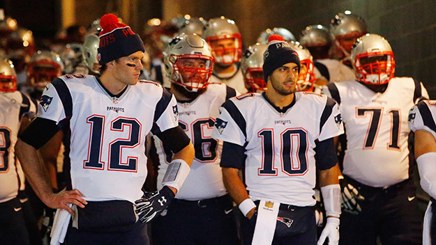Five New England Patriots Games to Look Forward To