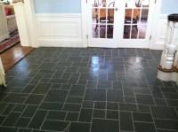 Indoor and all season slate floor renovations | Boston ...