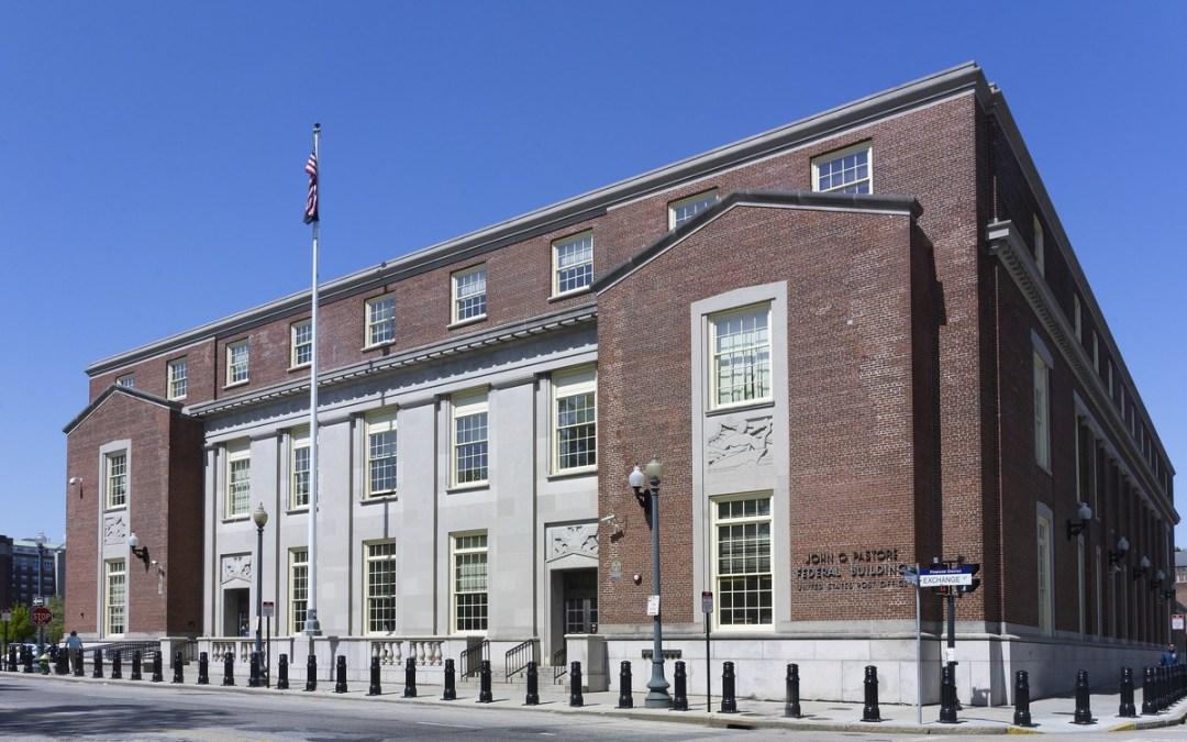 Pastore Federal Building | Providence, RI