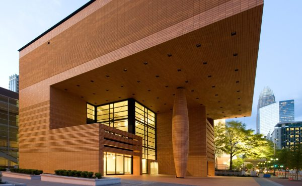 Bechtler Museum Of Modern Art Mario Botta Terra Cotta