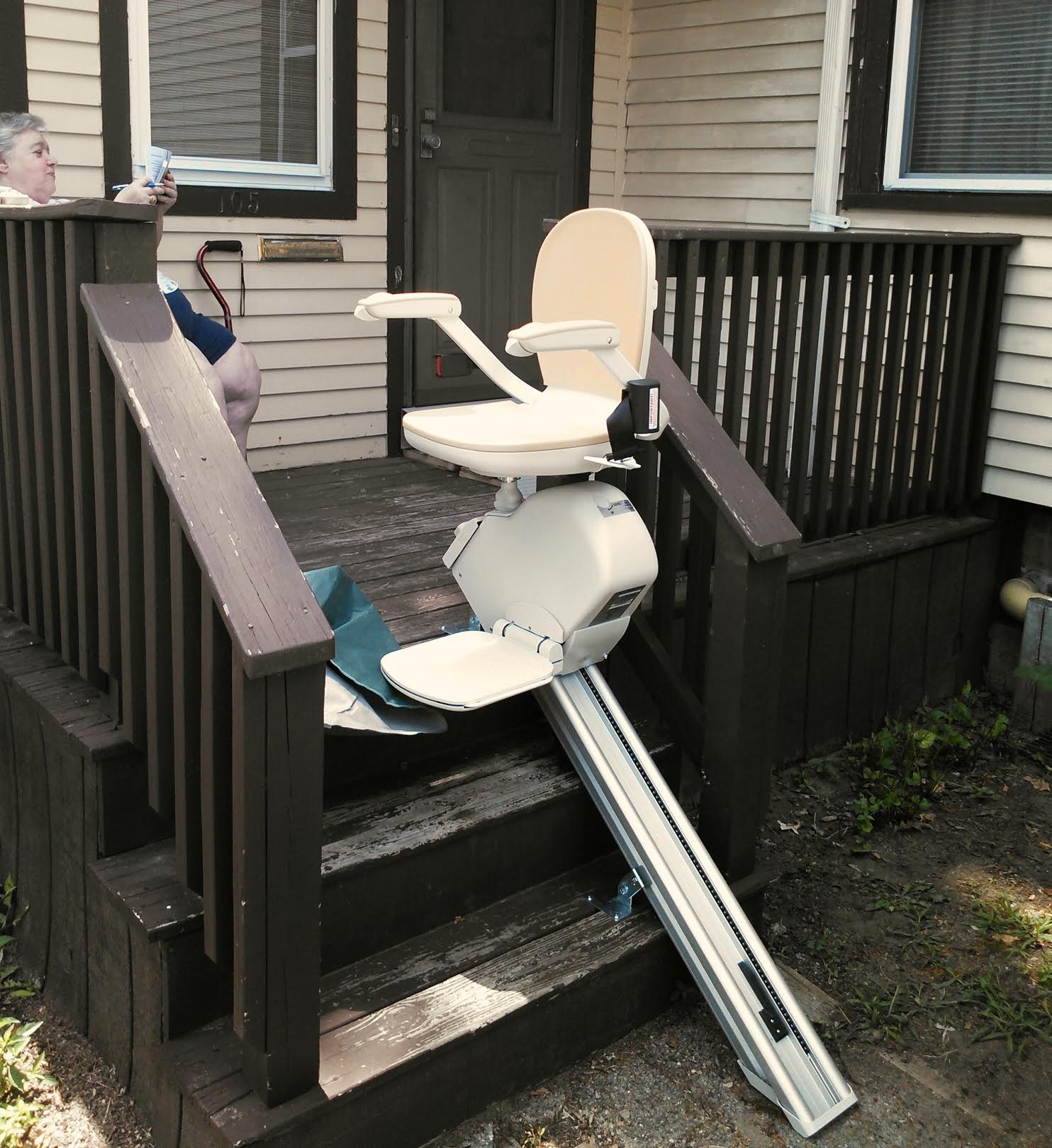 chair cover rentals boston ma lightest fishing on the market outdoor stairlift walk in bath and new