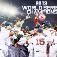 Red Sox are 2013 World Series Champions!!!!