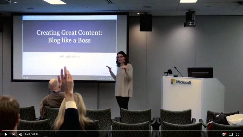 Blog Like a Boss
