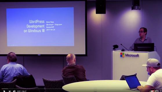 Windows 10 for WordPress Development