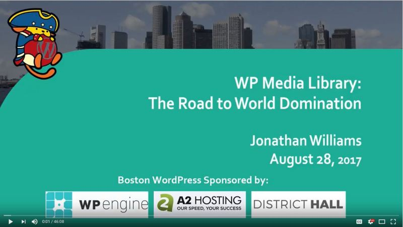 WP Media Library - The Road to World Domination