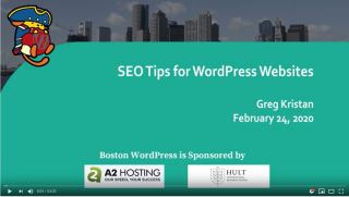 SEO Tips for WordPress Websites