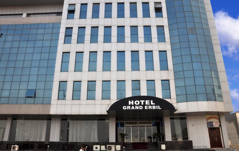 نتيجة بحث الصور عن erbil Grand hotel