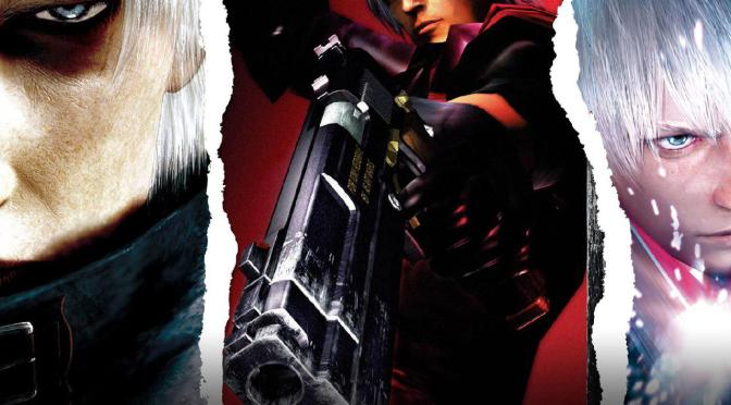 Bota a Ficha 043 – Devil May Cry