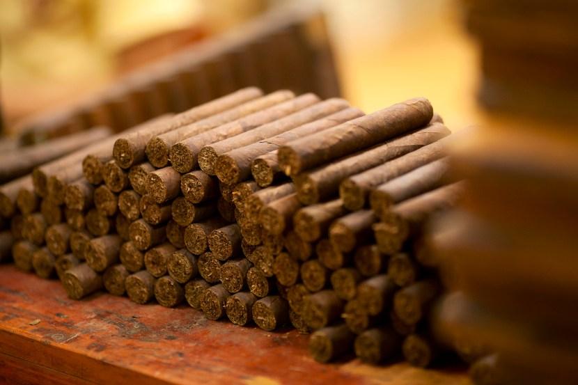 lectura del tabaco y el poder