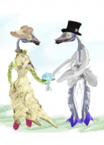 The Wedding Pair