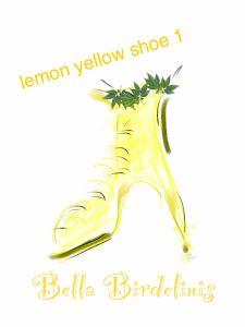 Yellow Boot