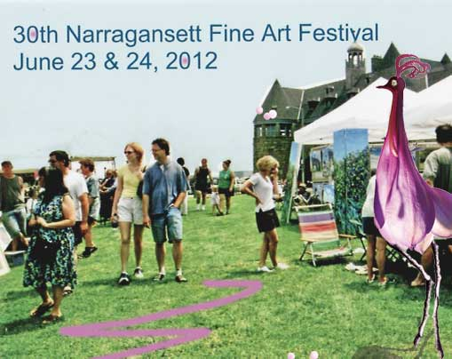 30th Narragansett Art