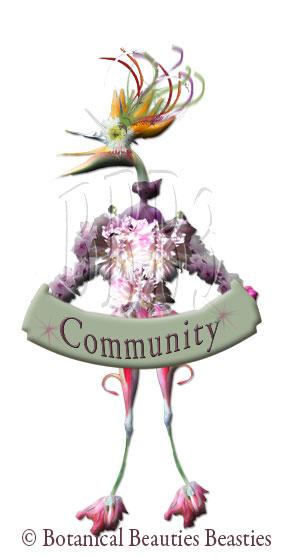 SaSakura and Community Banner