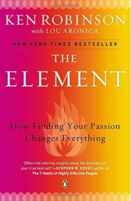 Book Cover-The Element