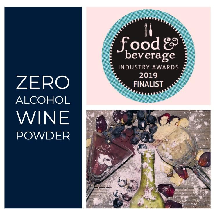 Botanical Innovations Zero Alcohol Wine Powders