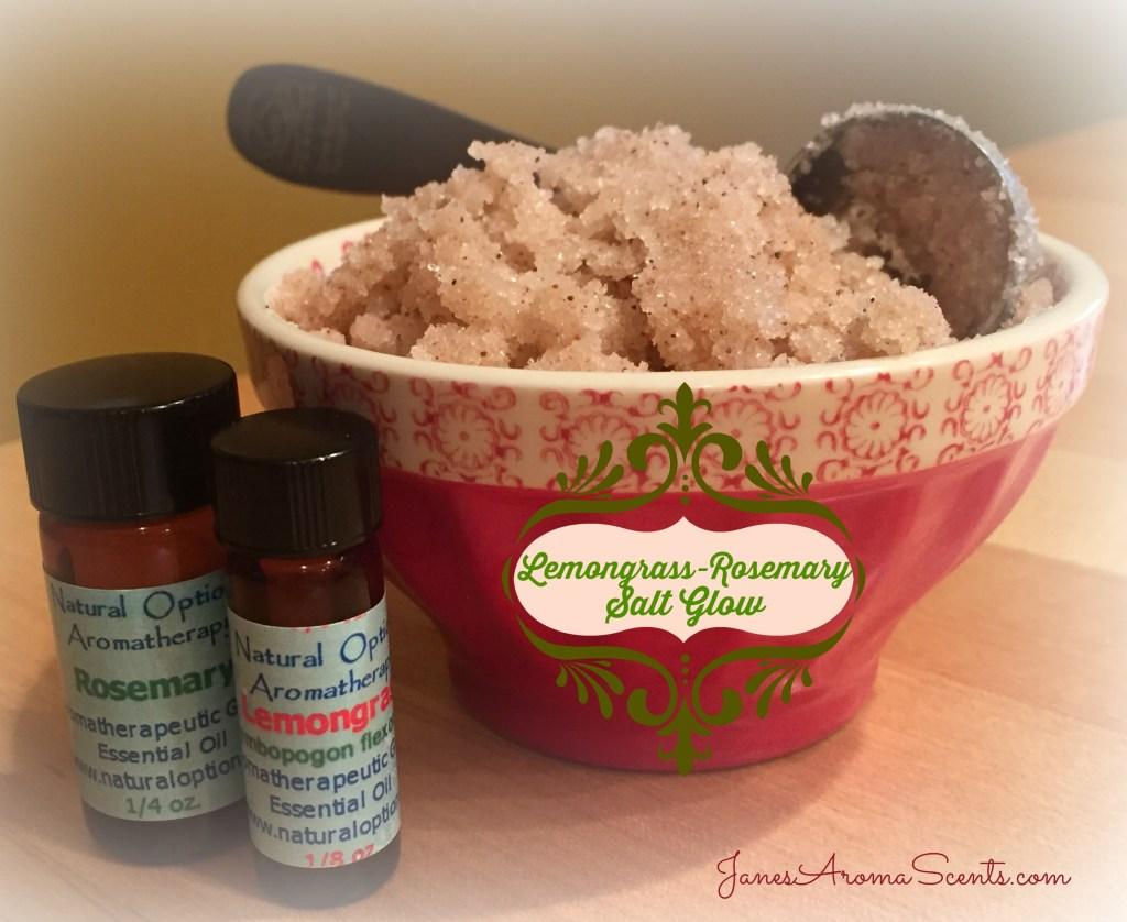 salt scrub, salt glow, aromatherapy, aromatherapy gifts, essential oils,