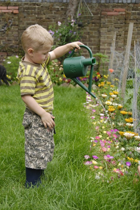 photo credit: Watering the Flowers via photopin (license)